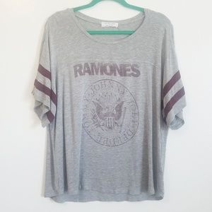 Daydreamer for Free People Ramones Graphic T-Shirt